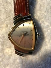 Hamilton Ventura Men's Watch, Gold-Plated Edition, Model 6250