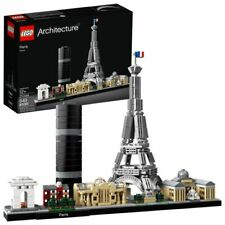 LEGO Architecture Paris 21044 Skyline Building Kit 649 Pieces NEW FACTORY SEALED