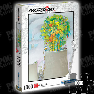 NEW SEALED Clementoni MORDILLO - THE CURE 1000 Piece Jigsaw Puzzle 39535