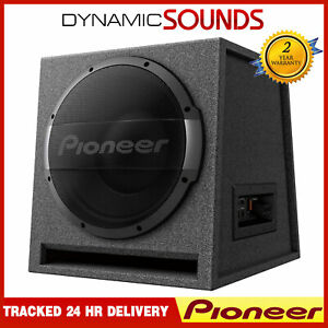 Pioneer TS-WX1210AH 30cm 500W Active Subwoofer Box 1500W Max