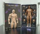 """(US Seller) VTOYS x BMS 1/12 Zero Man Muscular Body 6"""" Action Figure Doll Model"""