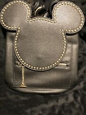 Mickey the True Original Gold Collection Mini Backpack by Danielle Nicole NWT!!