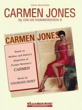 Carmen Jones Sheet Music Vocal Selections NEW 001121002