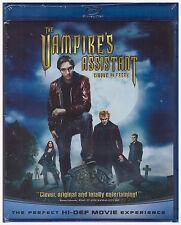 VAMPIRES ASSISANT (Blu-ray, 2010) NEW