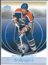 Wayne Gretzky  03/04 UD Trilogy  #38  Base Card