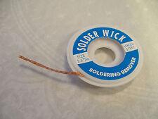 2.5mm Solder Mop Wick Braid DeSoldering Remover 1.5m
