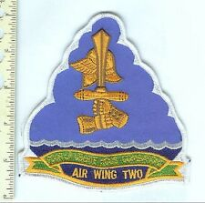 Military Patch US Navy Air Wing 2 Old Design 1930's