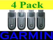 4 Pack GARMIN RINO 530HCX 520HCX 520 530 BELT CLIP & BUTTON