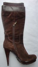 GUESS BUSTER SUEDE BOOTS FOR WOMEN'S 9M