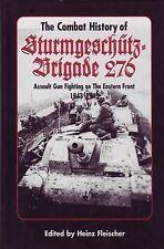 NEW The Combat History of Sturmgeschuetz-Brigade 276