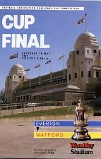 F A CUP FINAL 1984 EVERTON v WATFORD MINT PROGRAMME