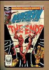 Daredevil #175 - Elektra Appearance! - 1981 (Grade 8.0) WH