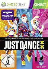 Just Dance 2014 (Microsoft Xbox 360, 2013, DVD-Box)