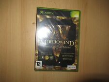 Morrowind: Game of the Year Edition (Xbox) - new sealed pal