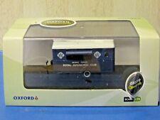 Oxford 76TR002 1/76 RAC Moblie remorque