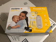 Medela Freestyle Flex Portable Double Electric Breast Pump Factory Sealed NEW