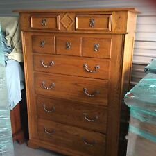 LEXINGTON AMERICAN COUNTRY WEST FRONTIER CHEST DRESSER MADE IN USA 901-307