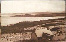 Irish Postcard BUNFANAGHY Marble Hill DONEGAL Ireland Harvest CTC Eire A