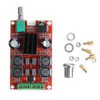 TPA3116D2 2x50W DC 5-24V Dual-Channel Stereo Audio Digital Amplifier AMP Board