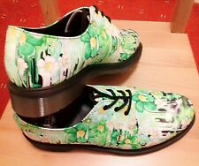 Dr Martens Flor Zapatos Talla 8 totalmente nuevo PVP £ 110