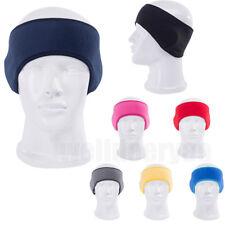 Unisex Women Men Sports Running Cycling Headband Winter Warm Headwear Ear Muff