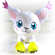 "~ Japan Banpresto - DIGIMON - Tailmon UFO soft plush Doll - 9"" GATOMON * rare"