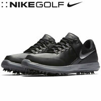 NEW Nike Air Zoom Accurate Golf Shoes 909723-003 Men's Size 9.5 Wide MSRP $90