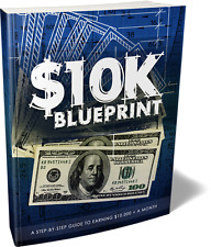 Step-By-Step Guide To Earning $10K+ Per Month- eBook and Videos On CD
