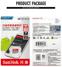 Mini SD Card 32GBClass 10 Adapter Highest Speed SanDisk Micro Memory