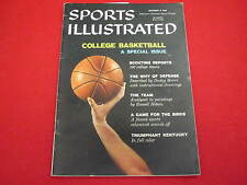 1958 Sports Illustrated College Basketball Preview  12.8.1958  The Big O
