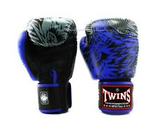 Twins Fancy Boxing Gloves Fbgv-50 16 oz Navy Express Delivery