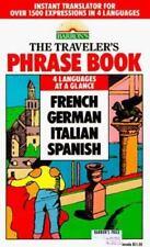 Traveler's Phrasebook by Mario Constantino (1985, Paperback)