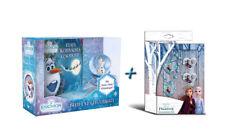 Frozen / the Ice Queen Olaf's Weihnachtsgeschichte + Accessories 4er Set Jewelry