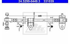 ATE Tubo flexible de frenos FORD TRANSIT 24.5299-0449.3