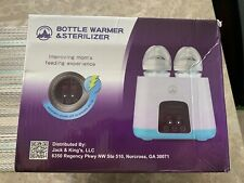 Baby Bottle Warmer And Sterilizer