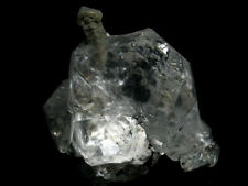 Clear 'optical' Fluorite with unusual sceptre, from Inner Mongolia