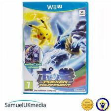 Pokken Tournament (Nintendo Wii U) **GREAT CONDITION**