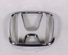 HONDA TRUNK EMBLEM CRV CIVIC ACCORD S2000 REAR OEM CHROME BADGE sign symbol logo
