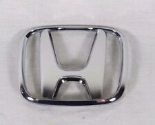 HONDA TRUNK EMBLEM CRV CIVIC ACCORD S2000 BACK OEM CHROME H BADGE sign symbol