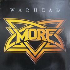 MORE – WARHEAD - Vinyl LP Album - Rock, K 50775,