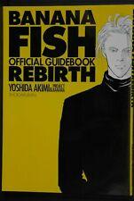 JAPAN Akimi Yoshida: Banana Fish Rebirth Official Guide Book