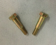 LAND ROVER SERIES 3 & LIGHTWEIGHT & MILITARY WIND SCREEN HINGE BOLTS X2 346989