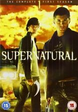 SUPERNATURAL The Complete First Series 1 Season 1 DVD NEW