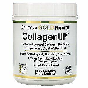 CollagenUP, Marine Hydrolyzed Collagen + Hyaluronic Acid + Vitamin C, Unflavored