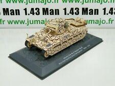 TK4U Altaya Ixo 1/43 Tanks WW2: Infanterie Panzer Mk. II Matilda 1942