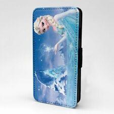 Für Apple Ipod Touch Flip Case Hülle Frozen Elsa Schnee Queen - G1401