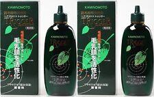 New KAMINOMOTO Medicated Trigger 180ml (Unscented) Hair Growth Tonic x 2 Japan