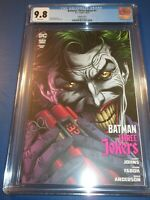 Batman Three Jokers #1 Dynamite Variant CGC 9.8 NM/M Gorgeous Gem Wow