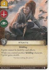 Ygritte AGoT LCG 2.0 Game of Thrones All Men Are Fools 17
