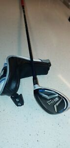 TaylorMade Golf Club SIM MAX 28* 6H Hybrid Senior Graphite